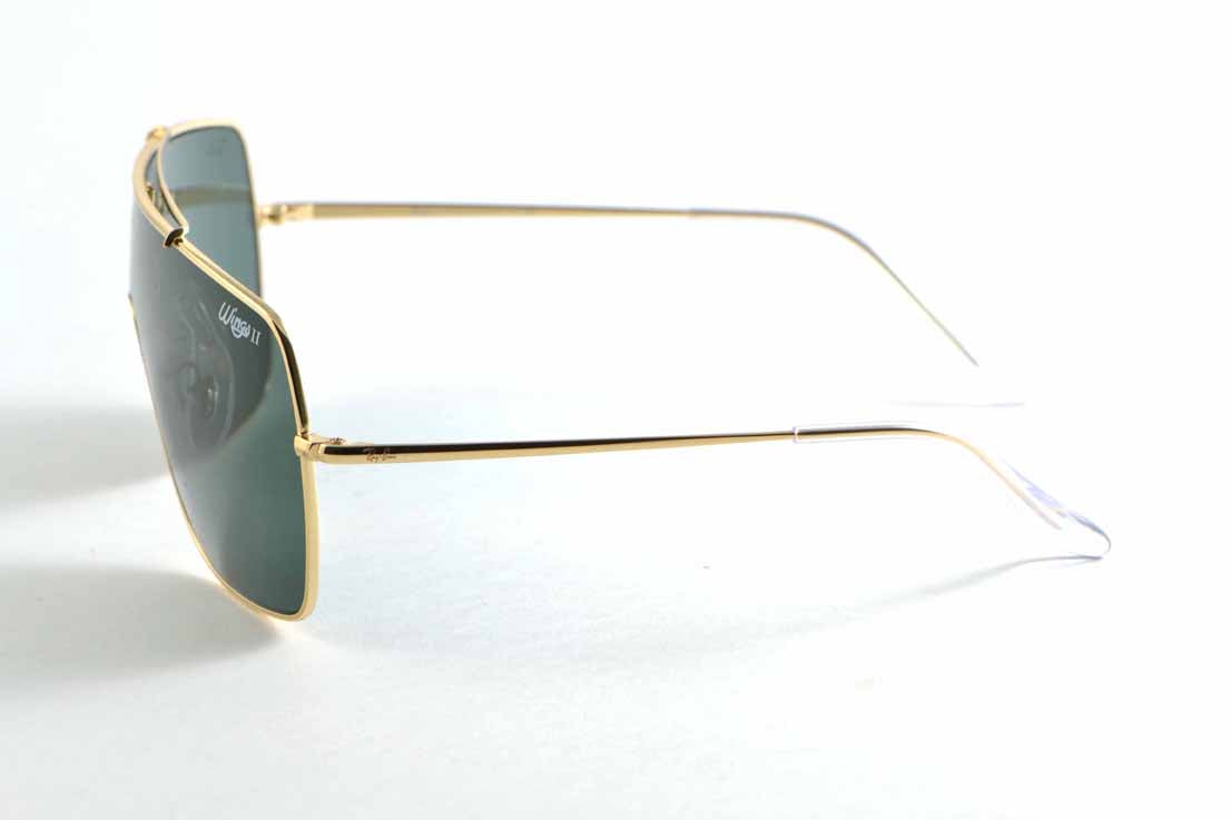 Ray Ban Wings II  3697 905071 35 dark green