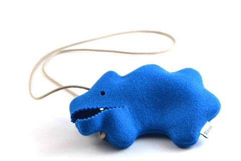 VALROSE ANIMAL 04 ETUIS BLUE DINO