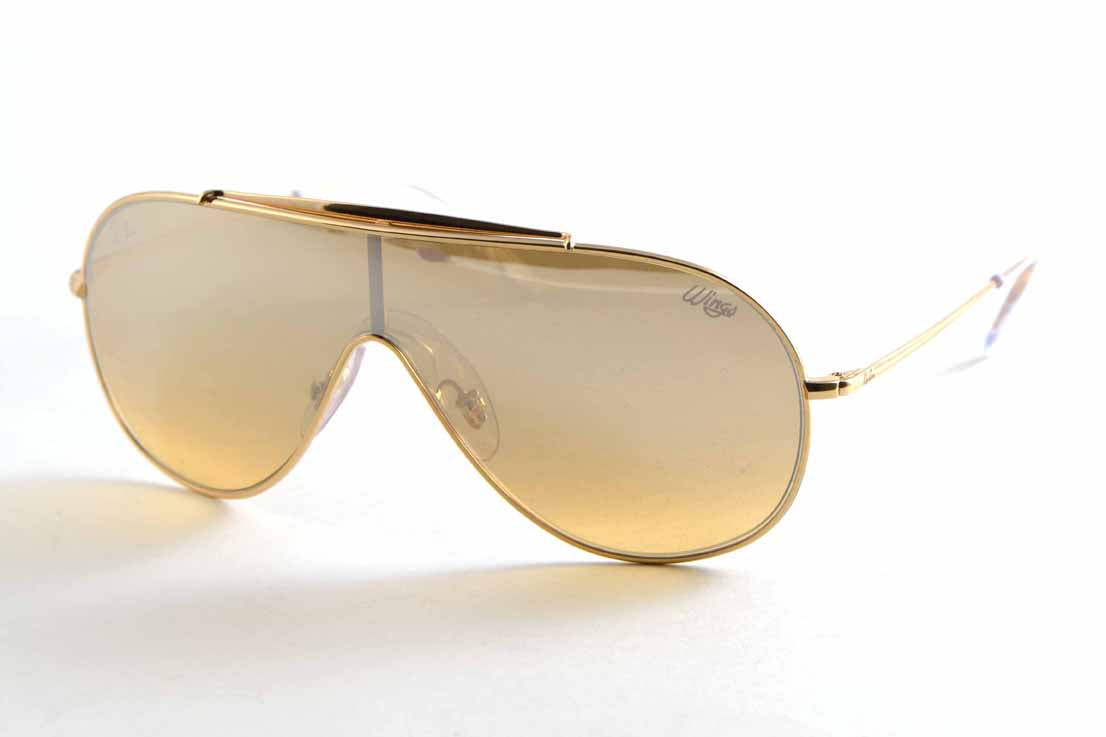 Ray-Ban RB 3597 9050/Y1 Golden Wings Limited Edition