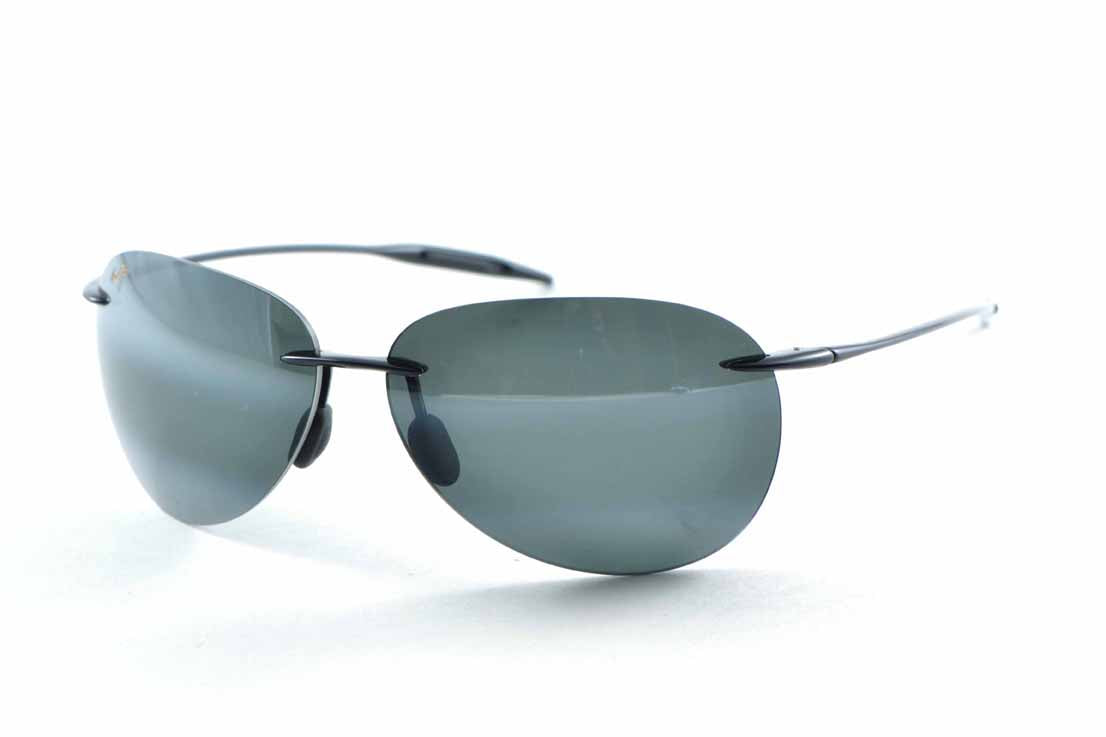 Maui Jim SUGAR BEACH 421-02 NOIR BRILLANT
