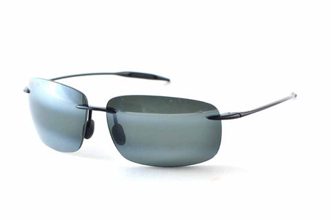 Maui Jim BREAKWALL 422-02 NEUTRE NOIR BRILLANT