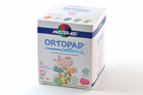 Ortopad Cotton Medium boys