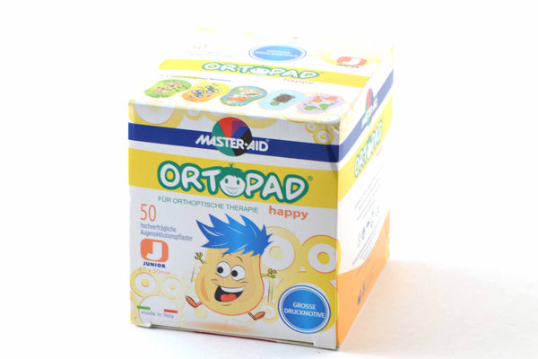 Ortopad oogpleister Happy Junior Unisex
