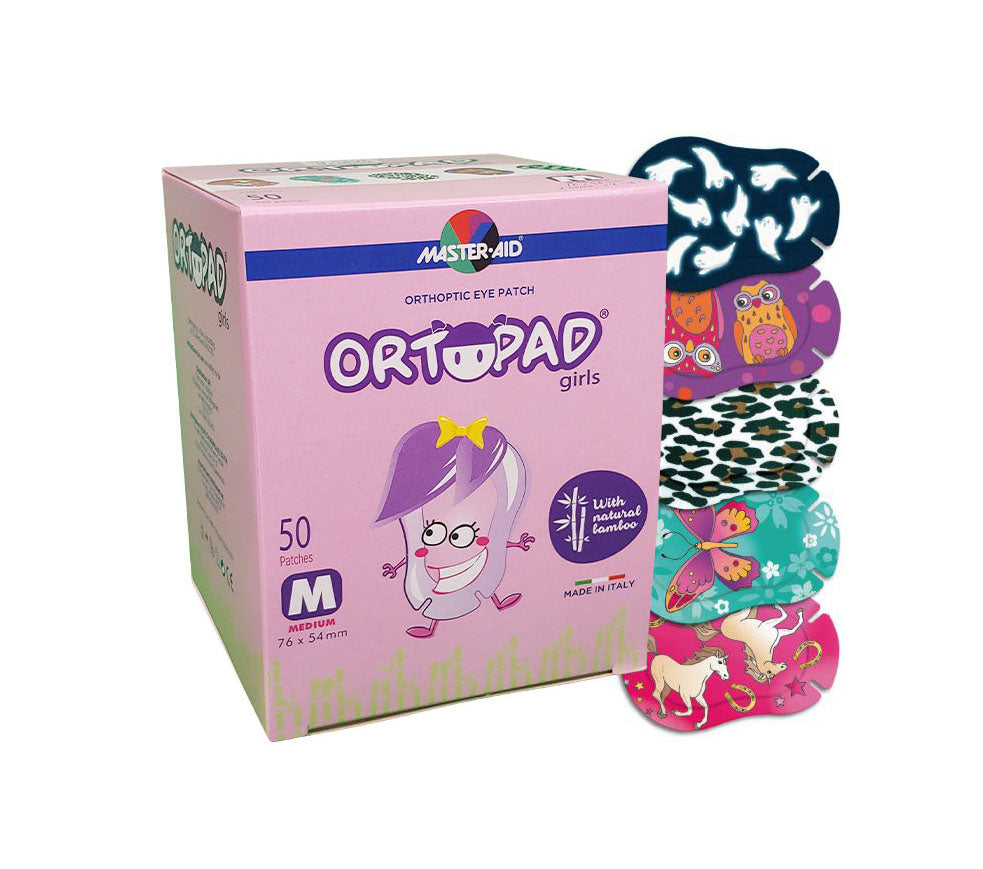 Ortopad Girls Medium 50 stuks