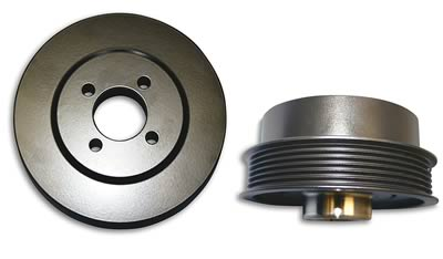 Roush underdrive pulley kit for Mustang S197 2005-2009