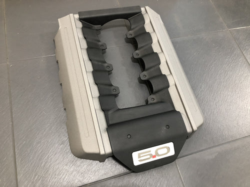 USED PART - Engine cover for 5.0 Mustang 2015-2017