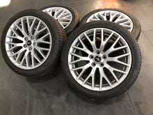 USED PARTS - Standard Silver wheels and tyres for 5.0 Mustang 2015+