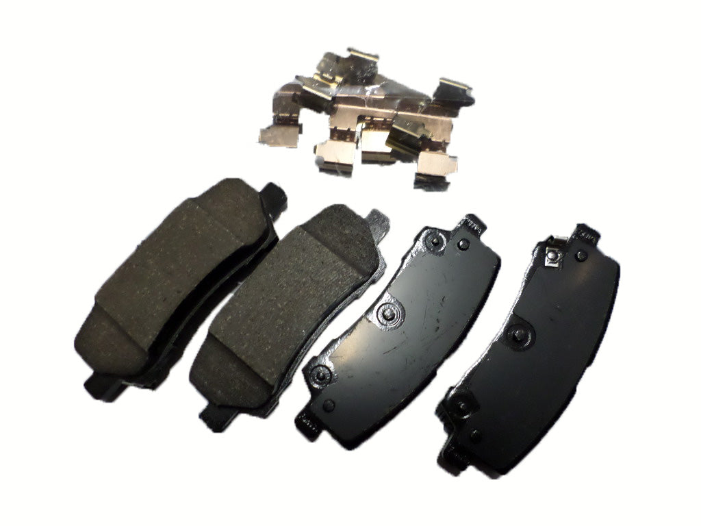 Ford rear brake pads for Mustang 2015-2017