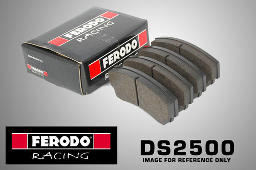 Ferodo DS2500 Front brake pads for 5.0 Mustang 2015-2017