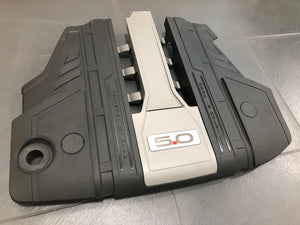 USED PART - Engine cover for 5.0 Mustang 2018+