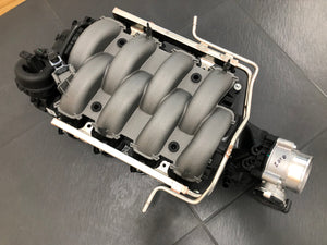 USED PART - Intake manifold assembly 5.0 Mustang 2018+