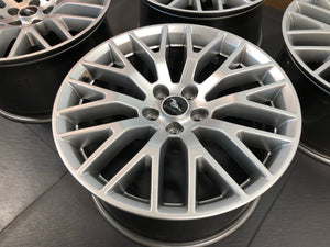 USED PARTS - Standard Silver wheels for 5.0 Mustang 2015+