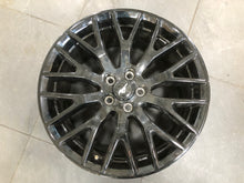 USED PART - Standard Black rear wheel for 5.0 Mustang 2015+
