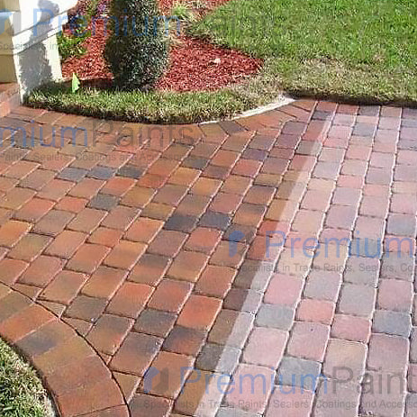 How to Seal a Block Paving Driveway or Patio - Premium Paints