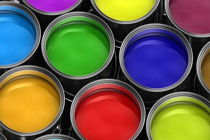 Differences in Water-Based and Oil-Based Paints