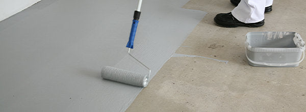 How To Paint Your Garage Floor - Premium Paints