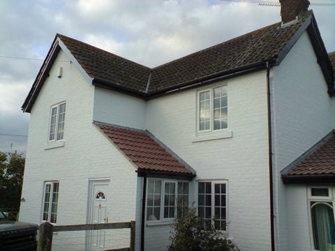Choosing the Correct Masonry Paint - Smooth or Textured?