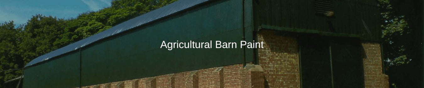 Agricultural Barn & Industrial Building Paints
