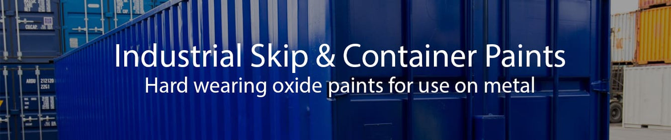 Skip And Container Paints