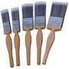 Rodo - 5 Piece Diamond Brush Set - For paint and varnish