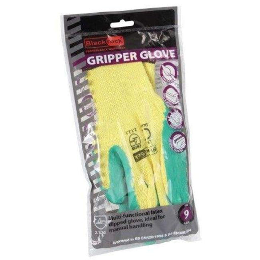 Blackrock Gripper Glove - Latex Glove - PremiumPaints