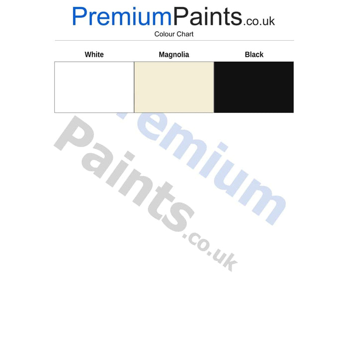 Paintmaster - Acrylic Satinwood Paint - White and Magnolia - 20 Litre - PremiumPaints