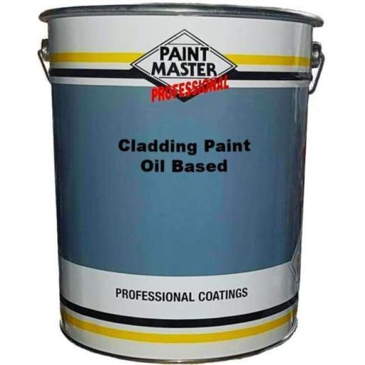 Paintmaster - Oil Based exterior Cladding Paint (Gloss Finish) - 20 Litre - PremiumPaints