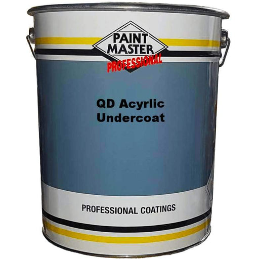 Paintmaster - Quick Drying Acrylic Undercoat  - Heavy Duty - 20 Litre - PremiumPaints