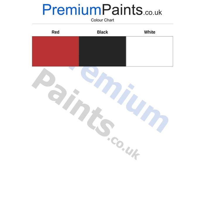 Paintmaster Tarmac Paint & Sealer Acrylic - Heavy Duty - Black and Red - Multiple Sizes - PremiumPaints