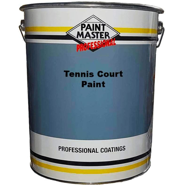 Paintmaster Tennis Court Paint And Sealer Heavy Duty 20 Litre