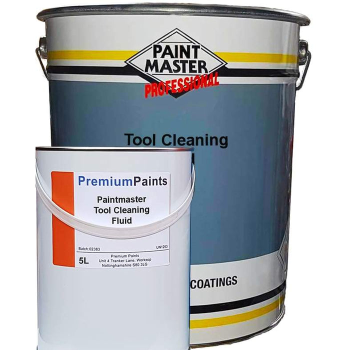 Paintmaster Tool Cleaning Fluid (20 Litre and 5 Litre Variants) - Spirit Based - PremiumPaints