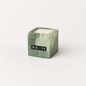Cube Candle - Cera London x Smith & Goat
