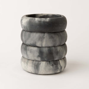 New for 2021- Bubble Concrete Pot