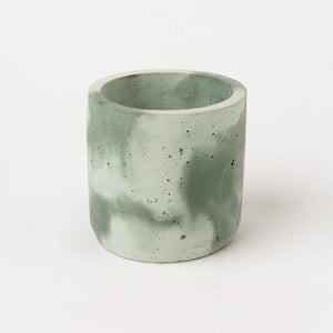 Cylinder Concrete Pot - Medium
