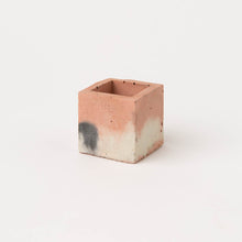 Load image into Gallery viewer, Concrete Cube Pot - Small