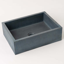Load image into Gallery viewer, Concrete Sink - The Mini Rectangle