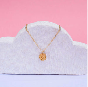 Mood Good Jewellery - Happy Sun Necklace