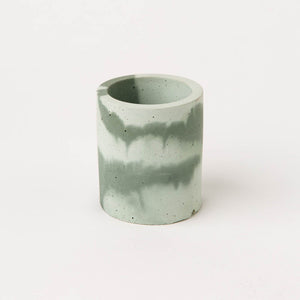 Cylinder Concrete Pot - Small