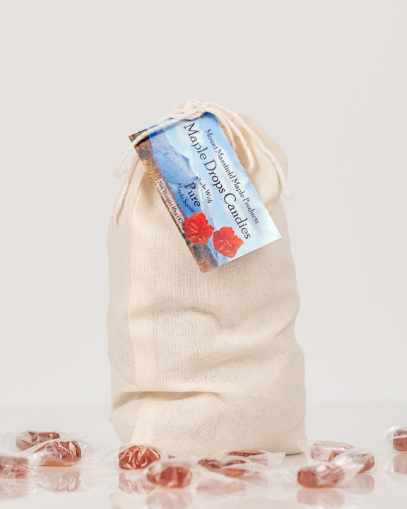 1 Pound Bag Maple Drops Candy
