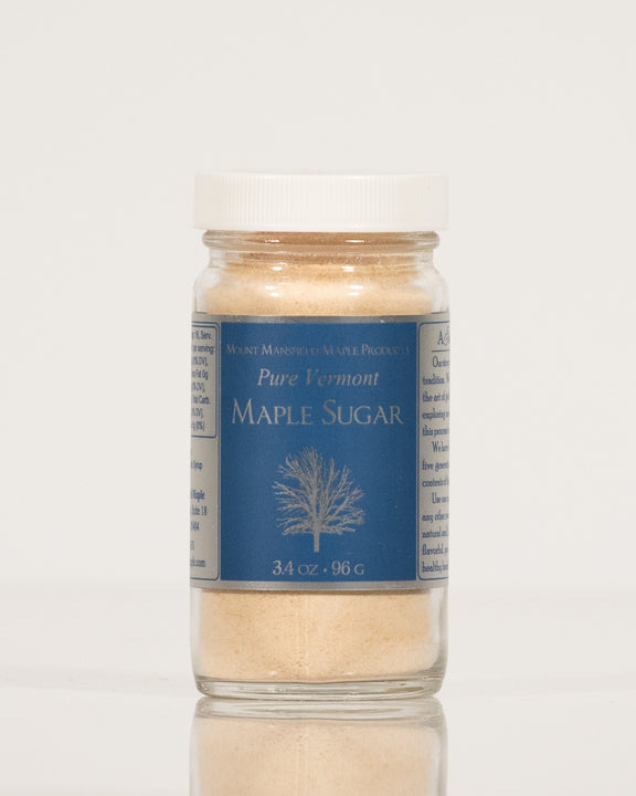 Conventional Pure Vermont Granulated Maple Sugar