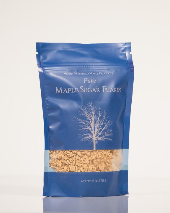 Conventional 6oz Bag Pure Maple Flakes