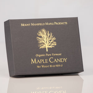 Organic Pure Maple Sugar Candy
