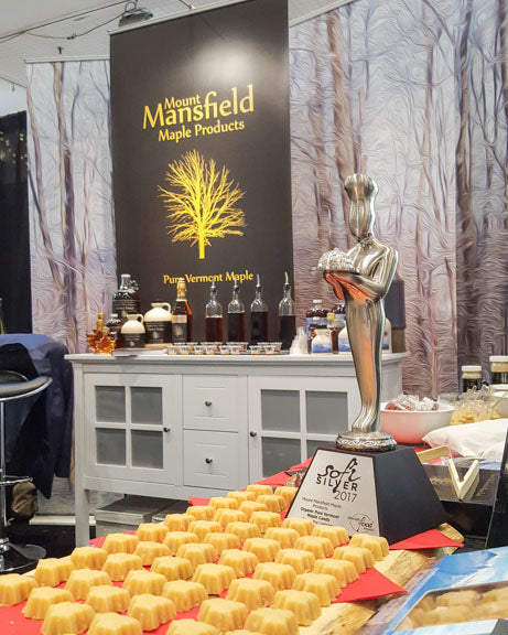 Mansfield Maple Fancy Food Show