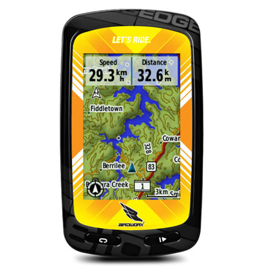 GARMIN EDGE 810 Design 3