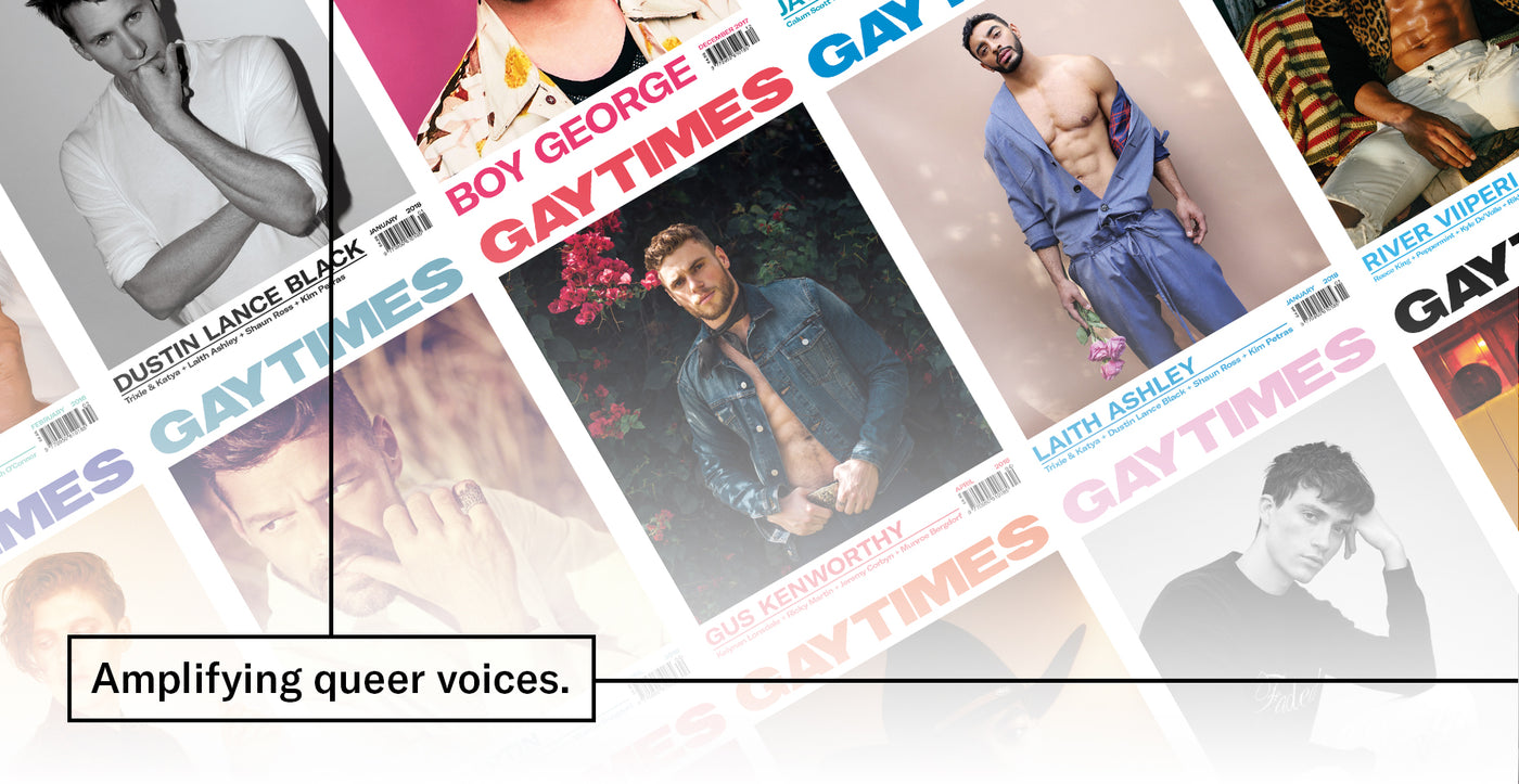 Gay Times Magazine Online Store