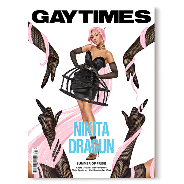GAY TIMES MAGAZINE • ISSUE 498