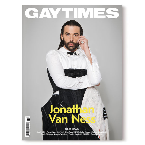 GAY TIMES MAGAZINE • ISSUE 499
