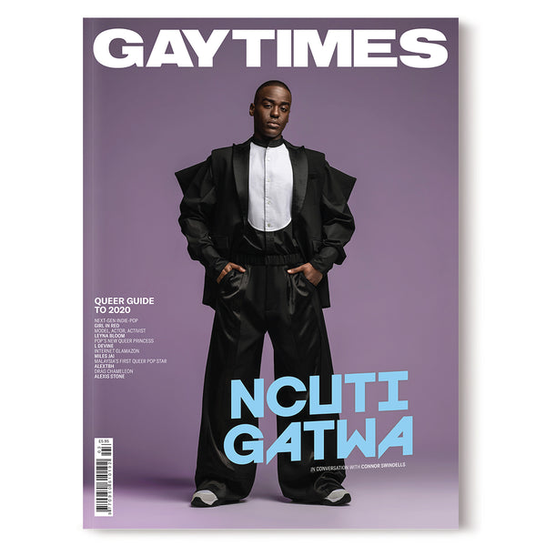 GAY TIMES MAGAZINE • ISSUE 503