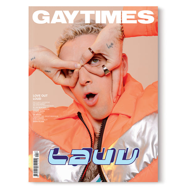 GAY TIMES MAGAZINE • ISSUE 504