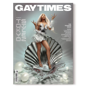 GAY TIMES MAGAZINE • ISSUE 505